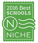Ranked No.1 Catholic High School in Pennsylvania by Niche.com 2015 & 2016