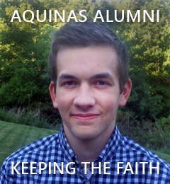 Alumni Keeping the Faith
