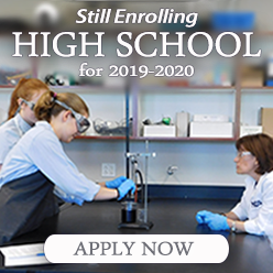 Aquinas Academy Still Enrolling High School for 2019-2020 Click to Apply Now
